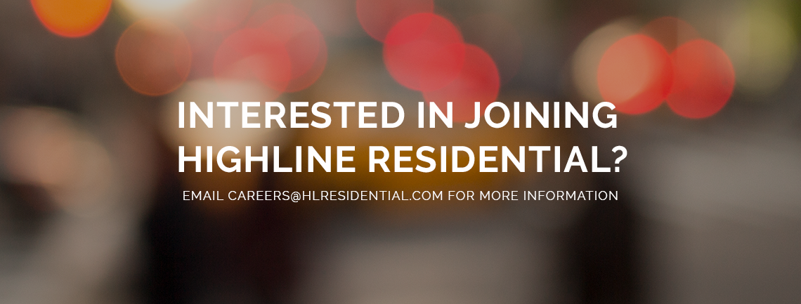 Join Highline Residential