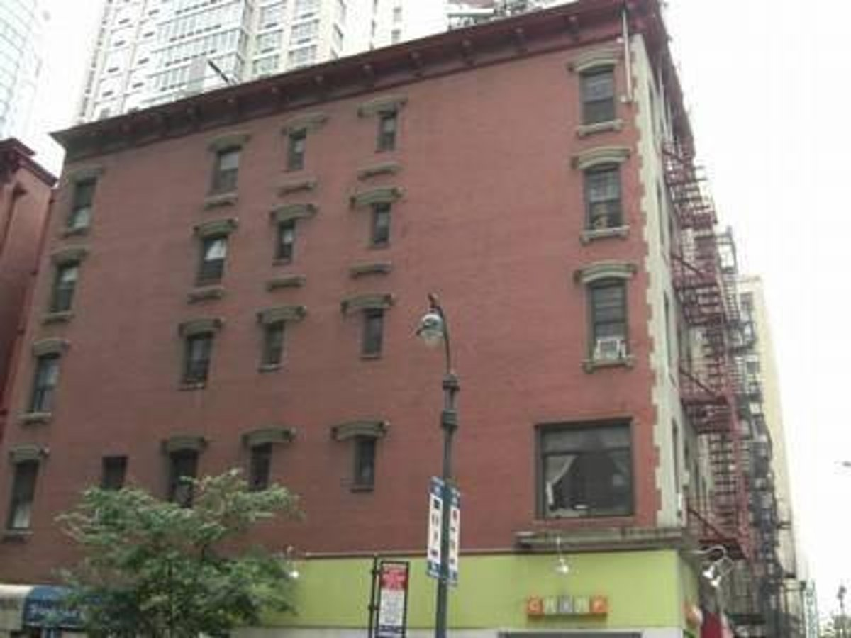 Image for East 43rd Street