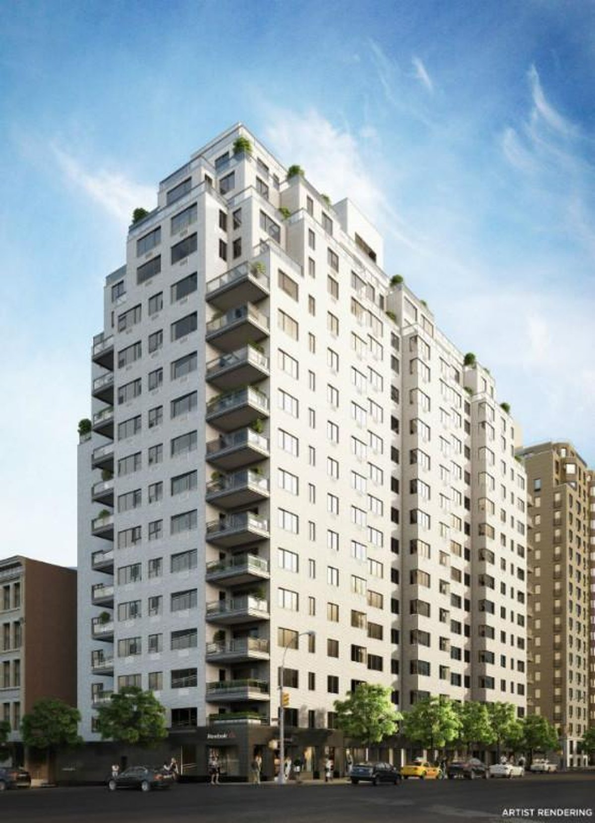 Image for East 66th Street