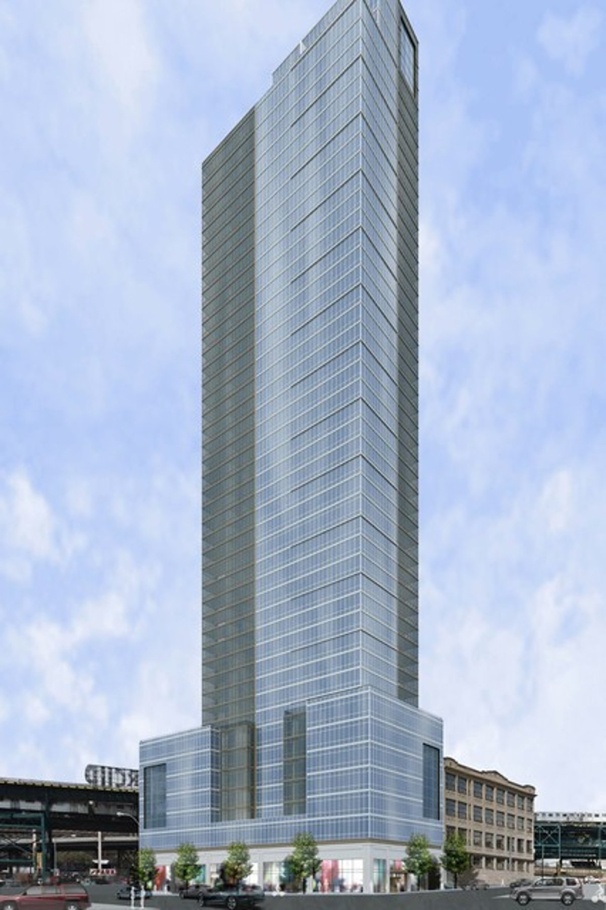 Image for Queens Plaza South