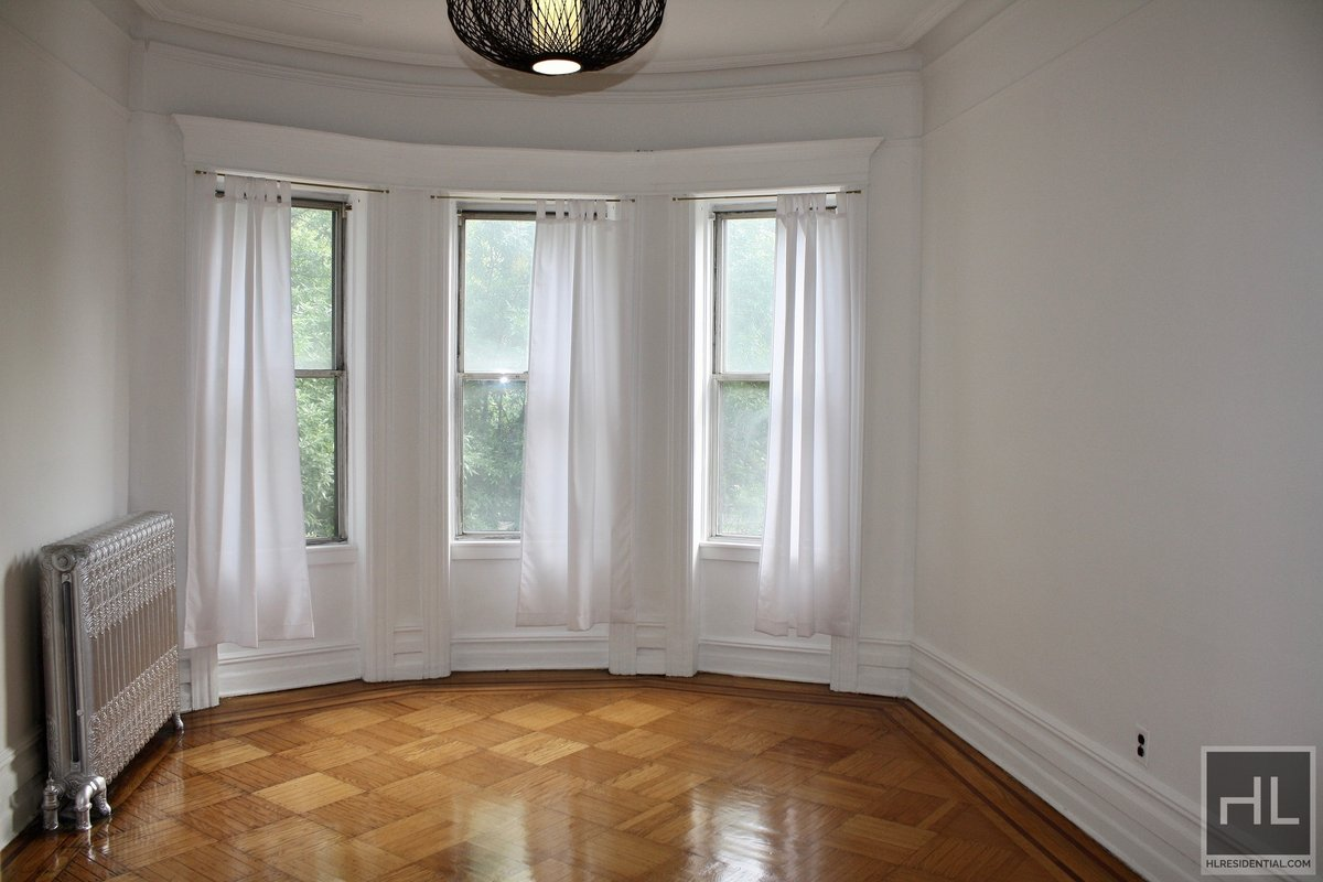 Image for 1901 Fully Restored Crown Heights Floor-Through Mansion Apartment w/ Private Parking