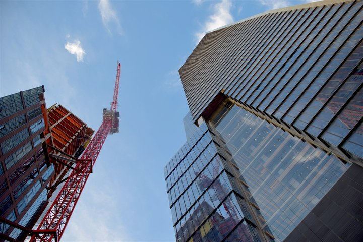 The Latest on Rising NYC Construction Costs
